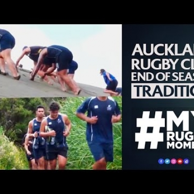 The Ultimate Fitness Tradition | #MyRugbyMoment