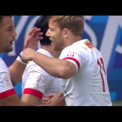 2017 Paris Sevens — Day 1 — Highlights