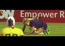 Top 5 tries from the Women's Rugby World Cup