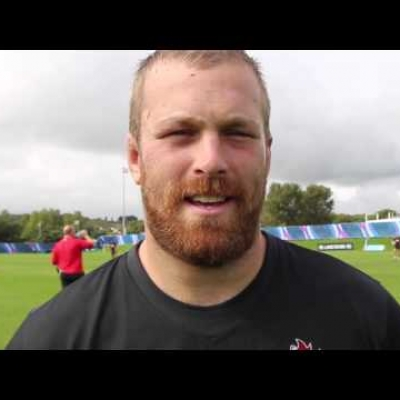 #RWC2015 Profile: Tiedemann and Gilmour from St. Albert