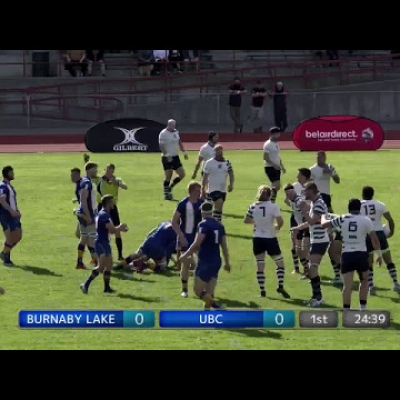 Men's Premier League - Burnaby Lake RC vs UBC