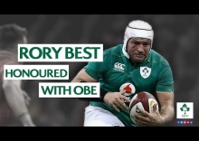 Ireland captain Rory Best's honourable year