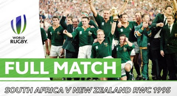 Rugby World Cup 1995 Final: South Africa v New Zealand