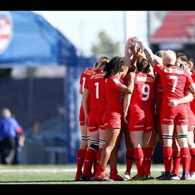 HIGHLIGHTS: Two teams unbeaten in women's USA7s