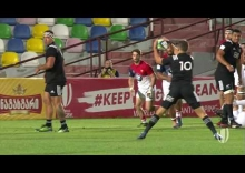 New Zealand U20s score outrageous team try
