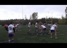 UBC v Seattle November 7 2015 First Half 2