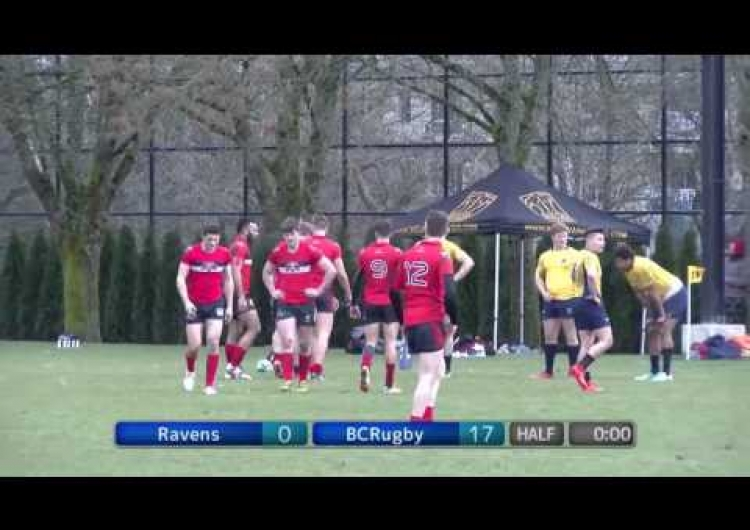 UBCOB Ravens v BC Rugby (Elite Men)