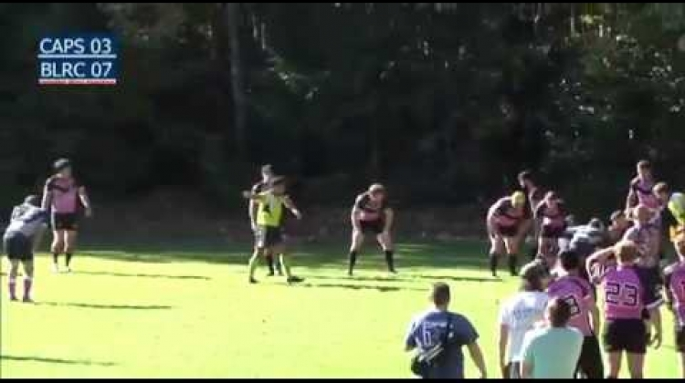 Rugby highlights: Capilano vs Burnaby Lake - Oct 3, 2015