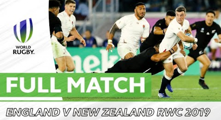 Rugby World Cup 2019 Semi-Final: England v New Zealand