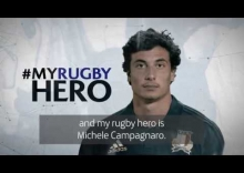 My Rugby Hero: Italy U20 vice-captain Marco Zanon