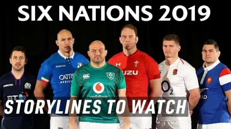 Six Nations 2019 | Stories to watch
