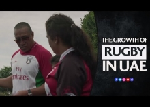 Rugby's surge in the UAE
