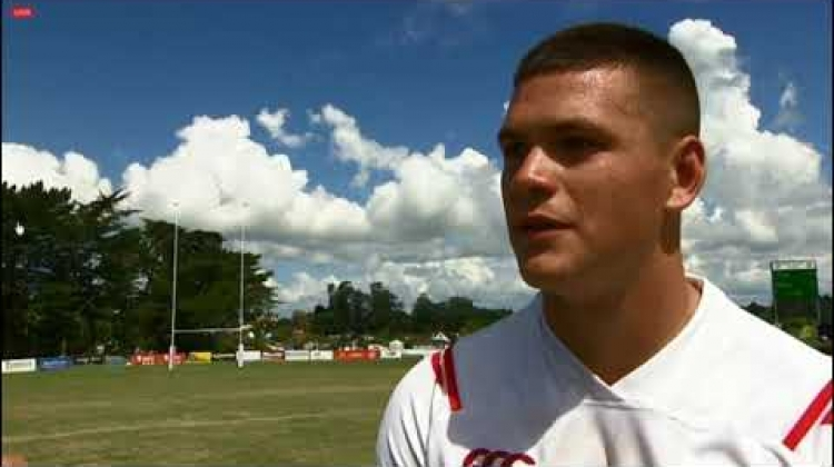 World School 7s - Canada win Bowl - postgame with Quinn Ngawati