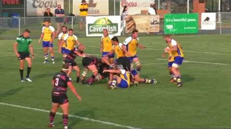 Prairie Wolf Pack vs BC Bears CRC 2018 - Highlights