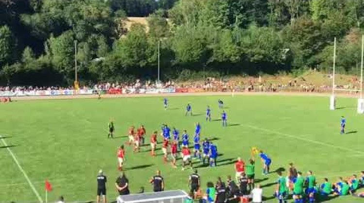 FULL GAME | Canada Selects vs. Castres Olympique August 11, 2018