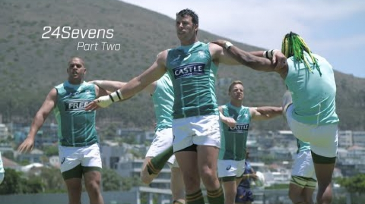 24 Sevens | Episode 2 | Cape Town