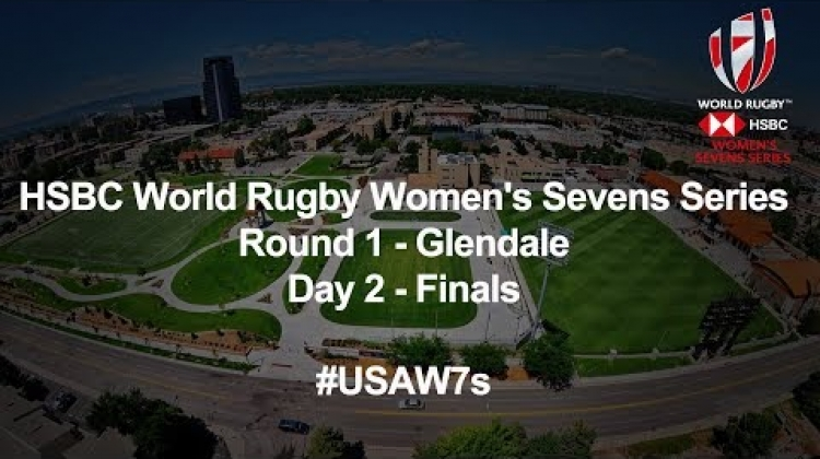 We're LIVE for the final stages of the HSBC USA Women's Sevens in Glendale