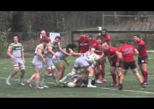 Seattle Saracens vs UBCOB Ravens - 2015 Mainland Cup QF