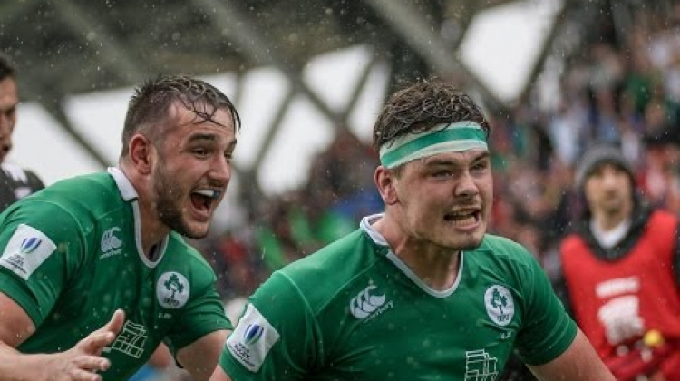 Ireland U20s historic first win v New Zealand - Match Highlights
