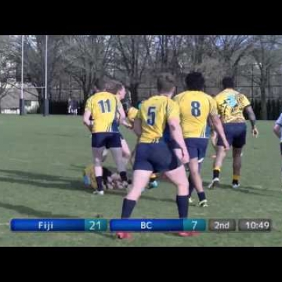Fiji Blond v BC Rugby (Elite Men)