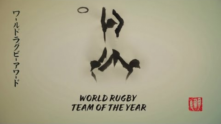 South Africa win World Rugby Team of the Year