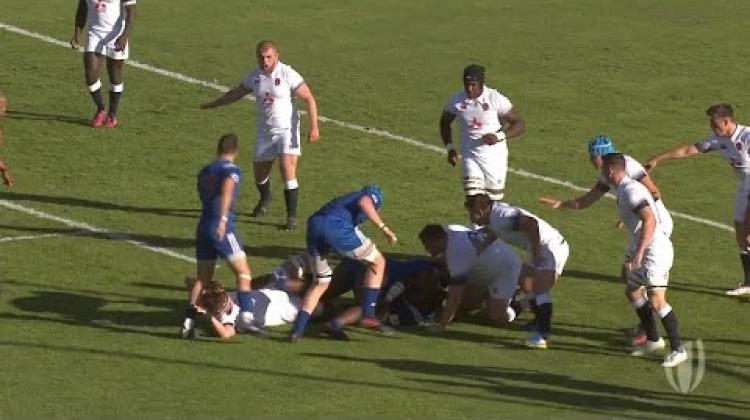 HIGHLIGHTS: France win first ever World Rugby U20 Championship