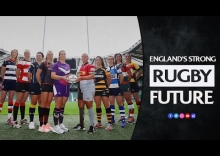 England Women's rugby stays strong | Premier XV's