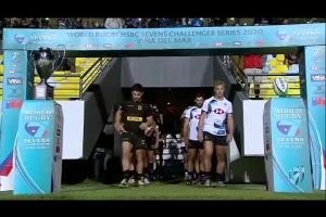FULL MATCH REPLAY: Germany v Hong Kong - 7s Challenger Series