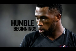 Siya Kolisi | From humble beginnings