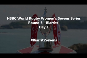 HSBC World Rugby Women's Sevens Series 2019 - Biarritz Day 1