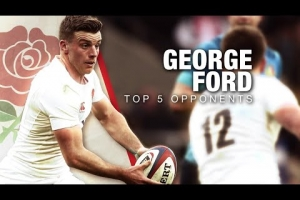 George Ford's top five players
