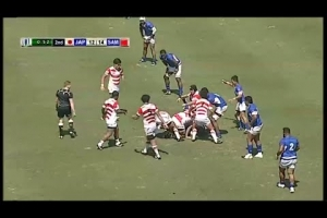 World Rugby Pacific Challenge: Japan's Nezuka scores brilliant try