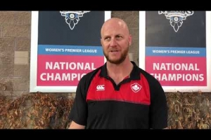 Comments | John Tait & Kayla Moleschi discuss #USAW7s Bronze Medal