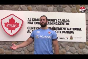 Canadian International Luke Campbell discusses Coaches Week 2018