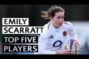 Emily Scarratt's top five dual code players!