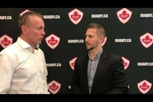 Canada's Men's Head Coach Kingsley Jones discusses current & future plans