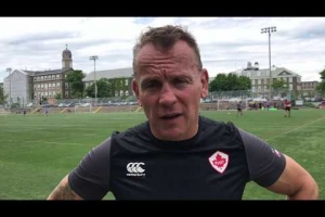 PREVIEW | Kingsley Jones speaks ahead of Canada vs. USA