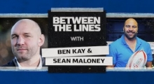 Rugby World Cup Celebrations & Meeting The Queen | Ben Kay | Between The Lines