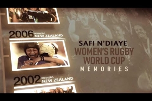Safi N'Diaye | Rugby World Cup memories