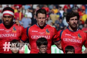 Behind the Scenes with Los Leones | #MyRugbyMoment