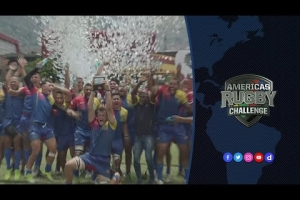 Colombia win inaugural Americas Rugby Challenge!