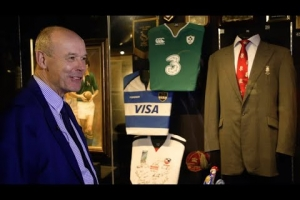 An evening of rugby with Sir Clive Woodward