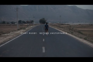 Start Rugby. Become Unstoppable.