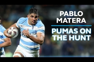 Pablo Matera | Taking Los Pumas to new heights