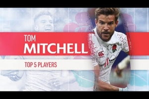 Tom Mitchell's Top Five Sevens players