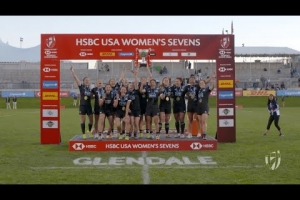 Highlights: New Zealand claim title at Glendale Sevens