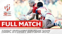 Midweek Magic | HSBC Sydney Sevens | USA v Canada