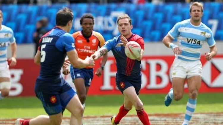 Incredible action at the Paris 7s- Day Two Match Highlights