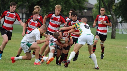 A Plethora of Junior Rugby