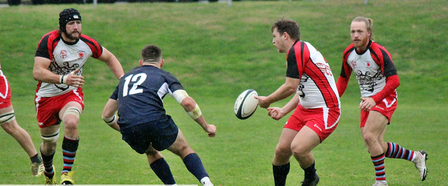 Monday's Musings - Rugby Returns